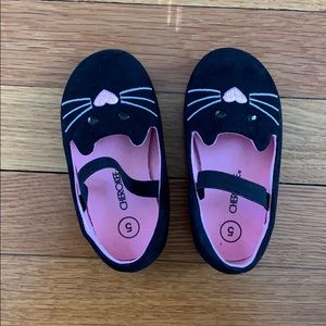Cat Mary Jane Shoes